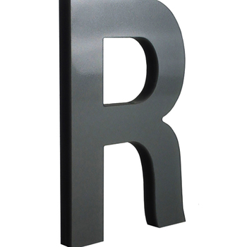 custom black cnc laser acrylic letter lucite acrylic laser cut letters