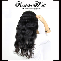 Best Full Fix Hair Top Quality Brazilian Body Wave Two Tone Quick ...
