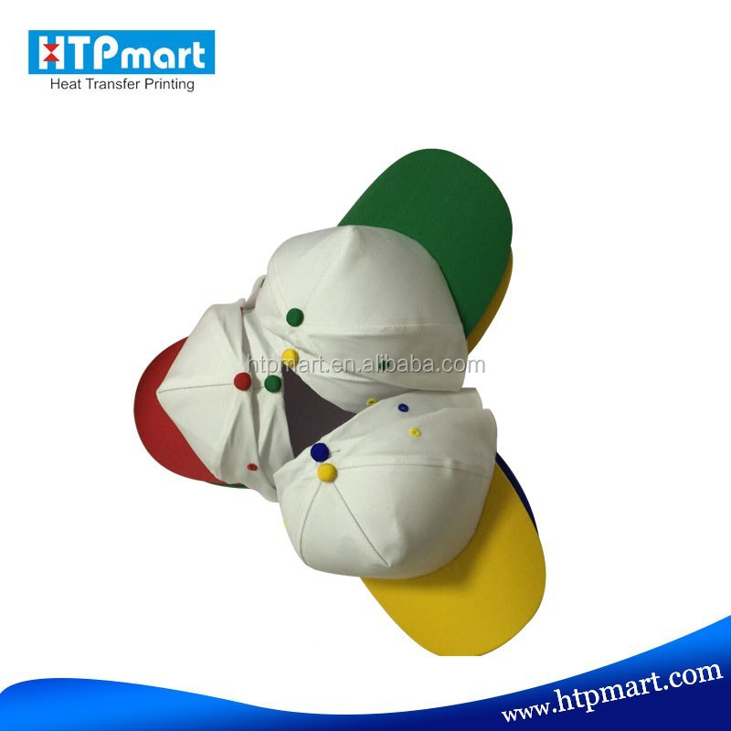 Hot selling Blank Cap for Sublimation and yellow of good price