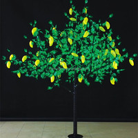 Outdoor lanscaping decoration led mango trees for sale