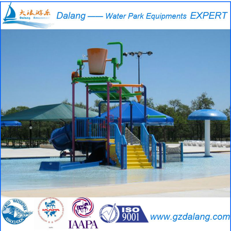 Dalang Water Park for Sale