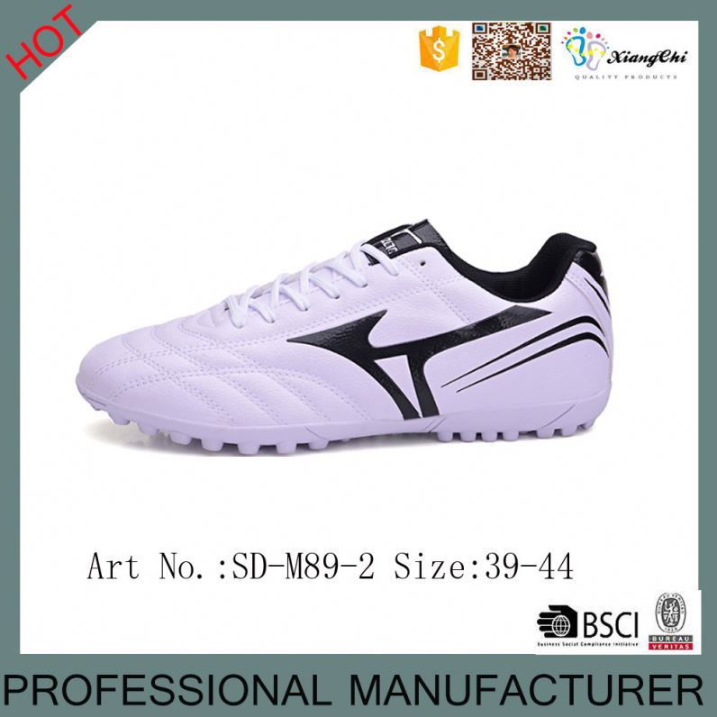 2016 new style men football shoes with good quality shoes football