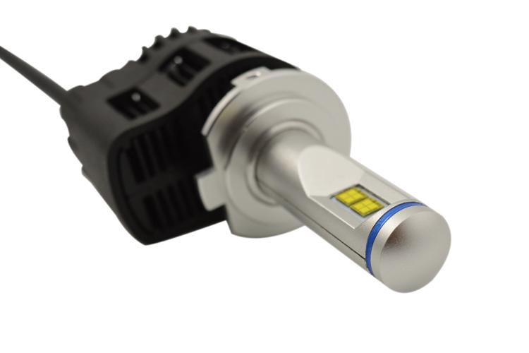 Auto Accessories P6 5200lm/bulb 55w 12v H7 Led Car Light Led Auto ...