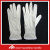 logo printed microfiber gloves for cleaning gloves