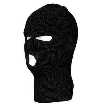 fc685cf42af Black Warm Winter Ski And Face Mask
