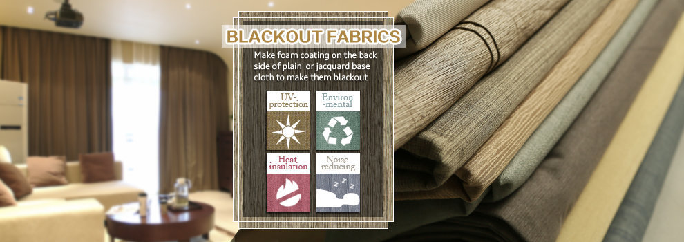 Faux Linen Look 3 Pass Coated Blackout Fabric Hospitality and Contract Drapery Fabric