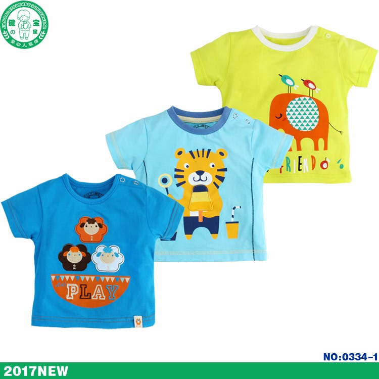 Baby boy clothing, baby T shirt, baby clothes popular baby boy dress clothes