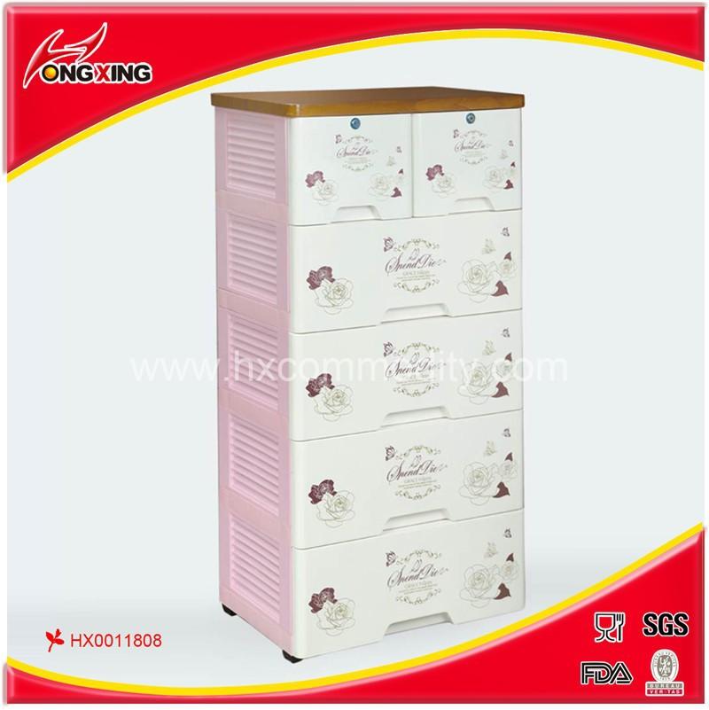5 Layer Plastic Storage Drawer Box Household Organizer With Wheels   Buy  Plastic Drawer Storage Cabinets,Sock Drawer Organizer,Clear Plastic Drawers  ...