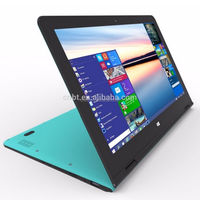 New products in Shenzhen!!!!!Low price 13.3 inch OEM 360 rotation mini laptop With Window 10 and Android 5.1 Dual Os