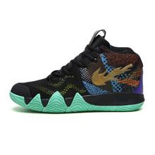 TULUO/белая Баскетбольная обувь с граффити; Мужские Ботильоны; Спортивная обувь Jordans в стиле ретро; Уличные дышащие кроссовки для спортзала; ...(Китай)