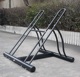 Stackable Bike Rack With Two bikes