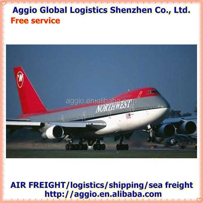 chinese air freight forwarder service rgb led coffee table Air freight logistics