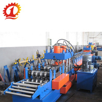 High-speed Guardrail Cold Roll Forming Machines/Expressway Guard Rail Forming Machine