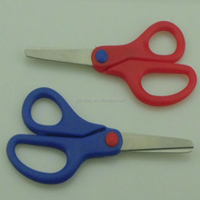 high quality blunt tip paper scissors/student round tip scissors