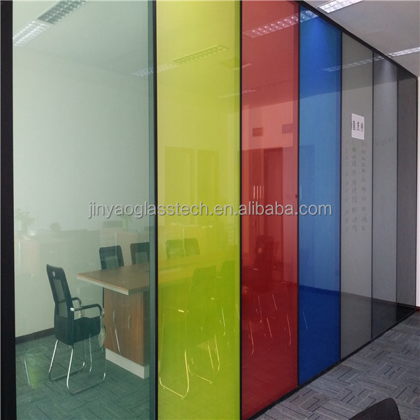 Unique High Tech Electric Opaque Switchable Smart Pdlc Film Glass