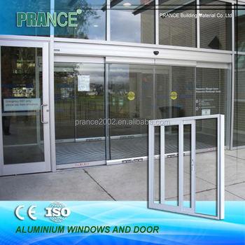 Outdoor Indoor Commercial Aluminum Window Frames - Buy Commercial ...