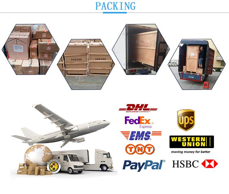 सस्ते कीमत पोर्टेबल वायवीय पैकिंग मशीन