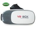 Top quality Plastic Google cardboard VR BOX II 2 0 Version Virtual Reality 3D Glasses For