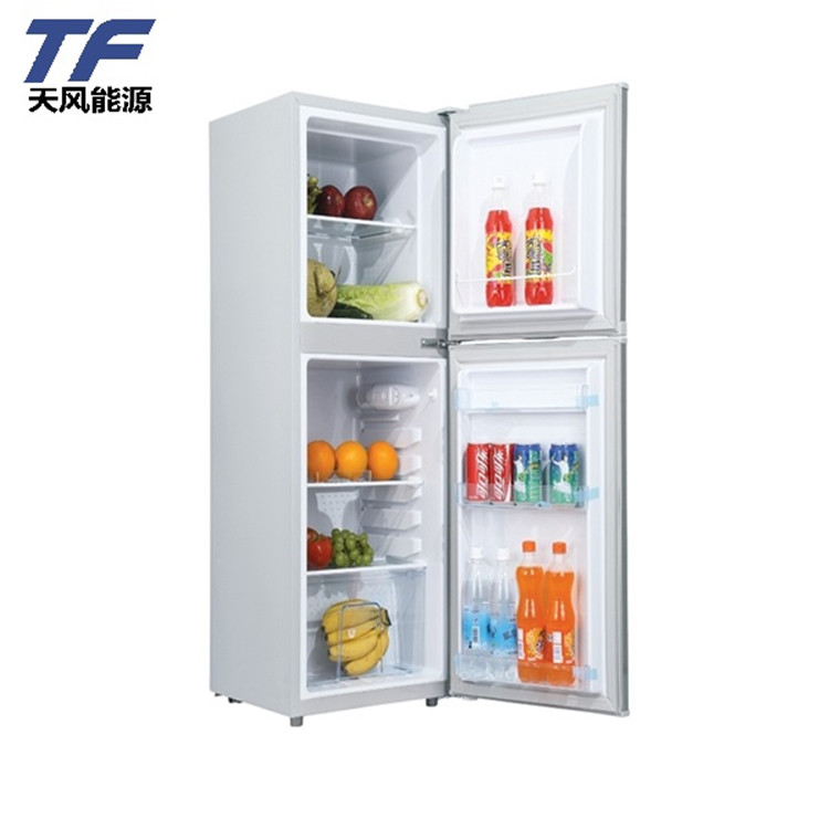 solar panel fridge freezer battery powered refrigerator
