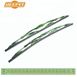 M801 Reliable Chinese factory with OEM colored wiper blade