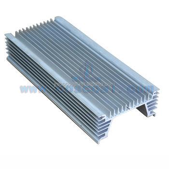 Aluminum Heat Sink Bar