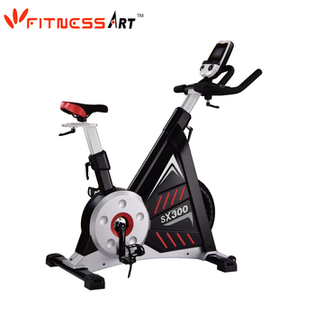 Dynamic spinning bike magnetic brake system commercial spin indoor bike