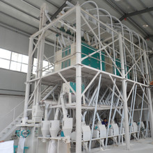 10-300ton/day maize corn flour meal mill machine/flour processing machine price