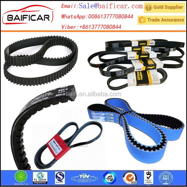 Bulk Stock Cheap Price Green Cloth Timing Belt