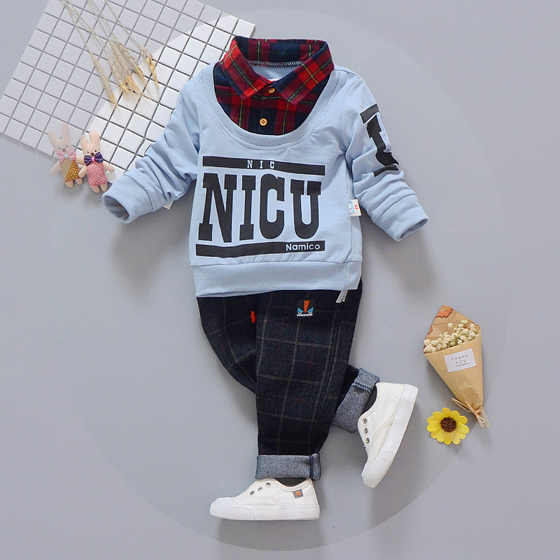 eb42dbab4adb China Kids Clothes Winter Wear Boy Clothing Set From Online Store ...