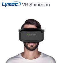 Original VR Shinecon 3D Immersive Helmet Virtual Reality Glasses One Move 3D Private Cinema For 4.7 inch ~ 5.5 inch Phone