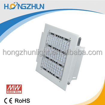 Alibaba Express outdoor UL DLC listed gas station led canopy light 100w canopies led lighting fixture