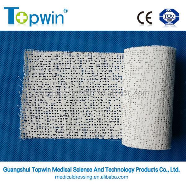 Surgical Pop Bandage / Plaster Of Paris Manufacturer,Orthopedic ...