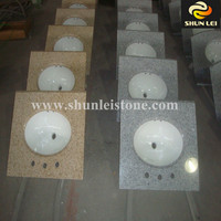 A Grade Quality White Nature Marble Carrara Vanity Tops