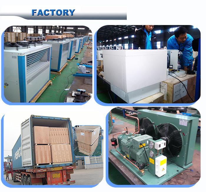 Cool Blast Portable Cooling Units : Evaporative cooling unit air cooled blast freezer