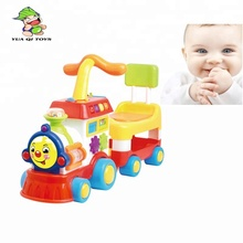 Baby Kunststoff Walker Baby wc sitz Drag Multifunktions warenkorb 2in1 warenkorb