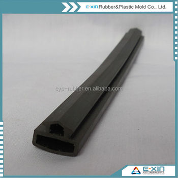 ae11a99b6d8 Sello de goma para muebles precio de fábrica suave perfiles de PVC sellos de  goma