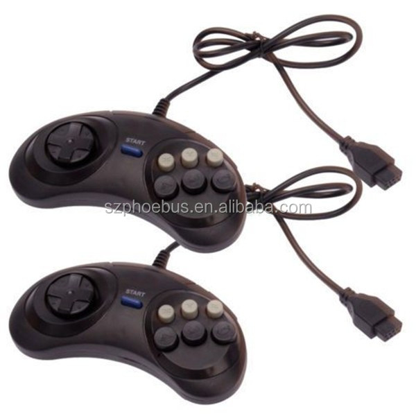 Retro Games for Sega controller joystick Mega driver