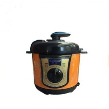 large multifunction electric pressure cooker