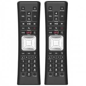 2 Pieces Comcast Xfinity XR11 Premium Voice TV Backlit Remote Control for X1