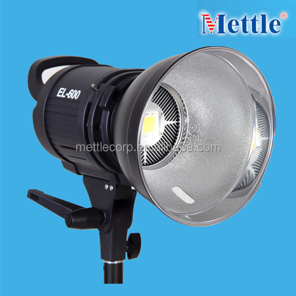 aluminum alloy 60W LED continuous video light for photographic equipment