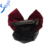 Bling Cover Net Snood Red Bowknot Barrette China Hair Bow Clip