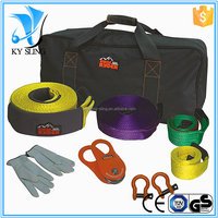 Auto Car Tow Rope Snatch Strap