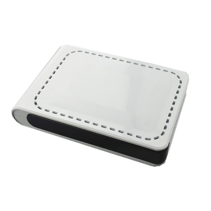 High quality abs material plastic junction case Plastic Network Wifi Router LCD digital tv STB electrical junction box