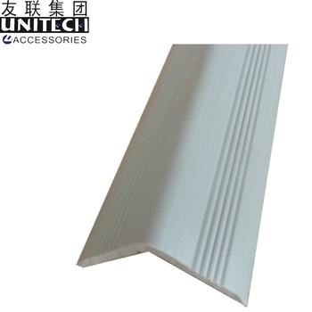Laminated Flooring Soft Pvc Edge Trim