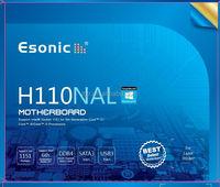 Esonic Intel H110 , LGA1151 Motherboard, DDR4 ,1000M lan