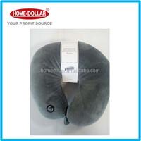U Shape Comfortable Short floss+ESP Neck Pillow/Neck Pillow Travel/Soft Neck Support Travel Pillow