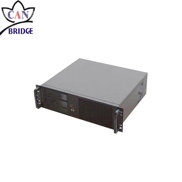 4-port SC fiber optic terminal box Lightbox splice box relay box with pigtail