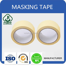 New product custom printed adhesive masking tape 48mm x 50m wholesale high quality