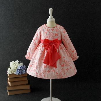6ee05b7af3c1 Latest Beautiful Children Long Sleeve Frocks Designs Baby Girl ...