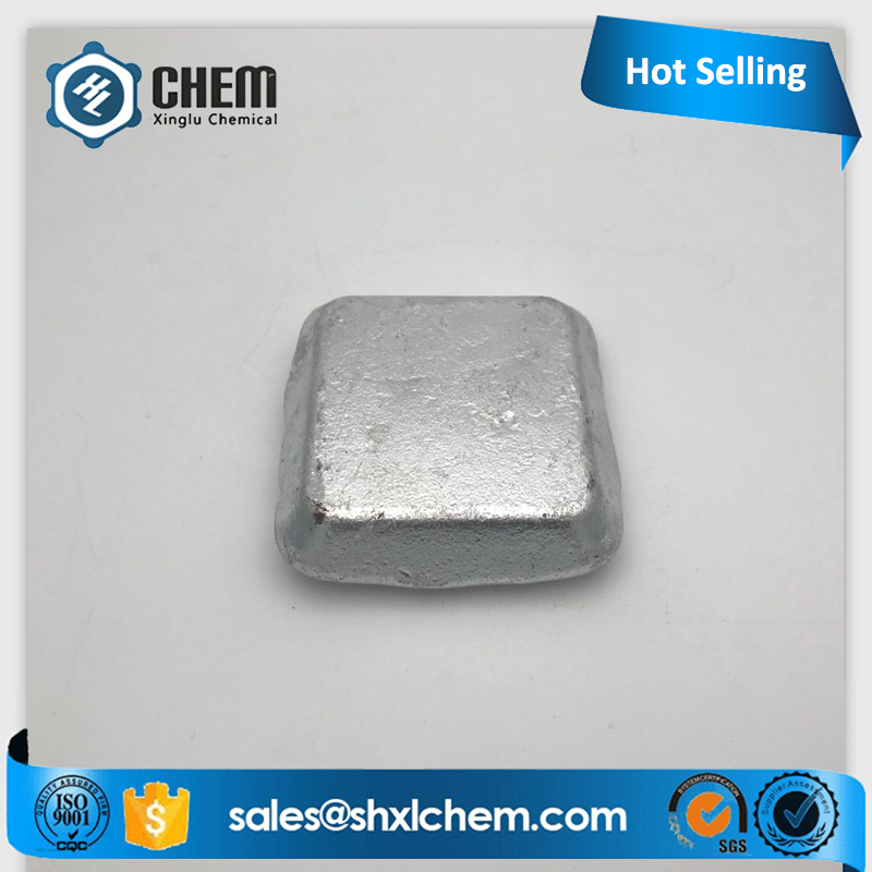 Customized aluminum beryllium ingot